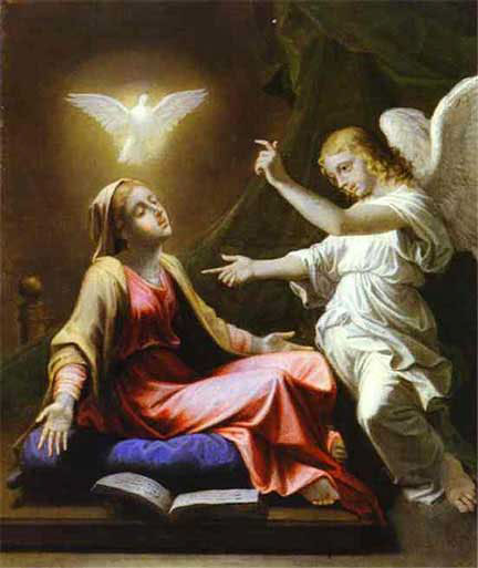 Week 46 - The Holy Spirit and the Immaculate Conception